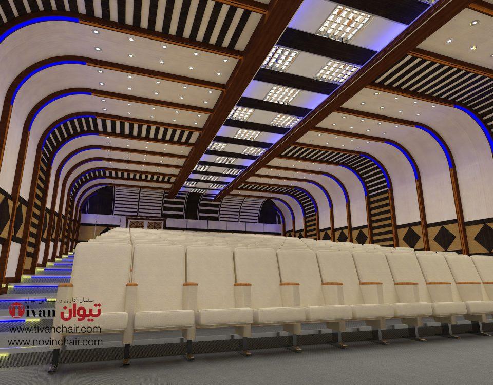 اصول طراحی اتاق کنفرانس و سالن آمفی تئاتر