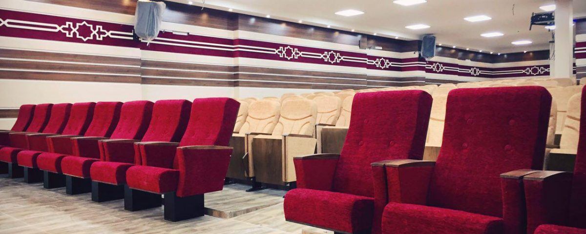 سرانه صندلی سینما در ایران