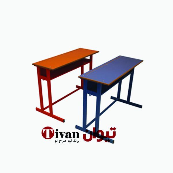 تولید مبلمان آموزشی