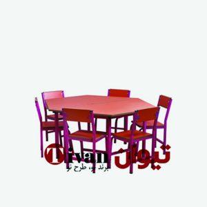 میز و صندلی مدرسه|میزمدرسه|صندلی مدرسه|میزوصندلی مدارس در کرج
