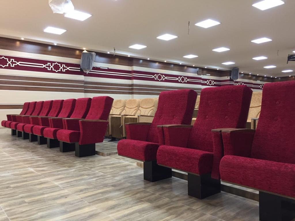 روکش صندلی های آمفی تئاتر
