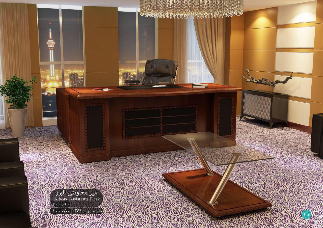 سفارش میز و صندلی مدیریت