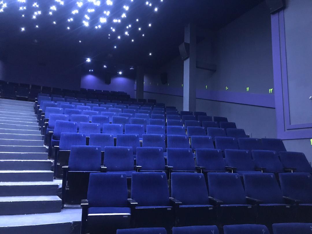 طراحی و تولید صندلی سینمایی